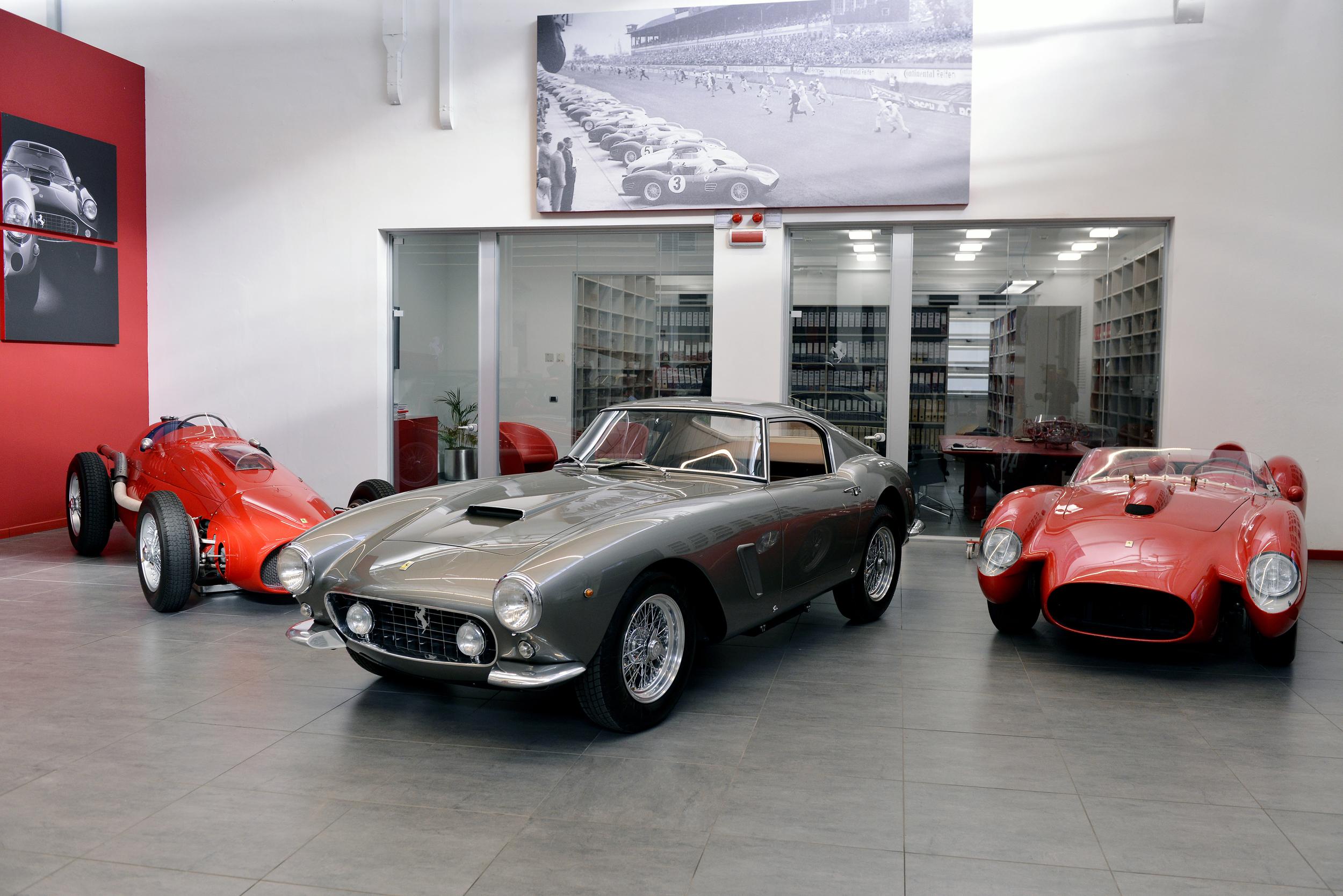 Ferrari 250 GT Resored By Ferrari Classiche 5