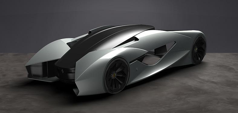 Ferrari Future Design Contest 1