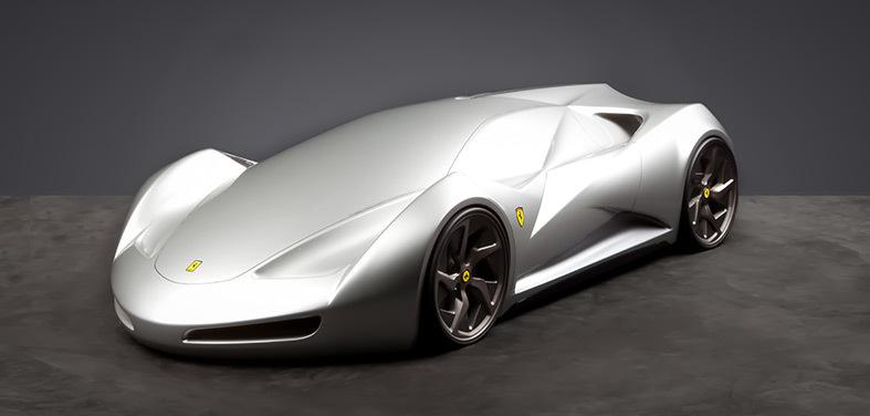 Gentil Ferrari Future Design Contest 3