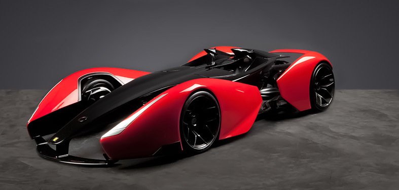 Ferrari Future Design Contest 9