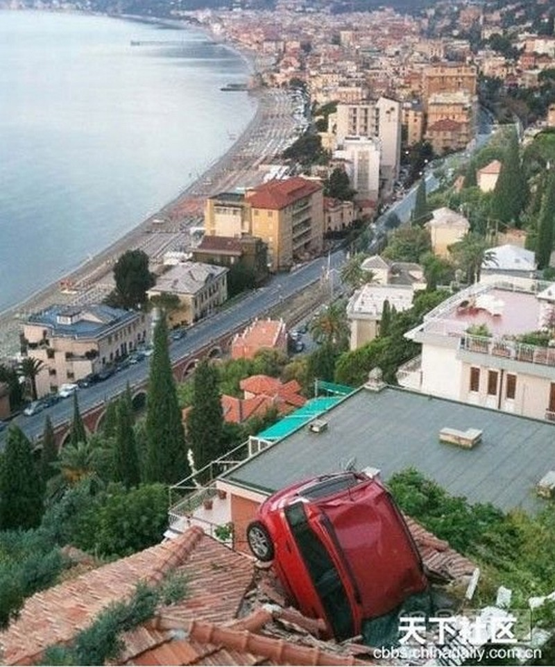 How On Earth Did These BIZARRE Car Accidents Happen?