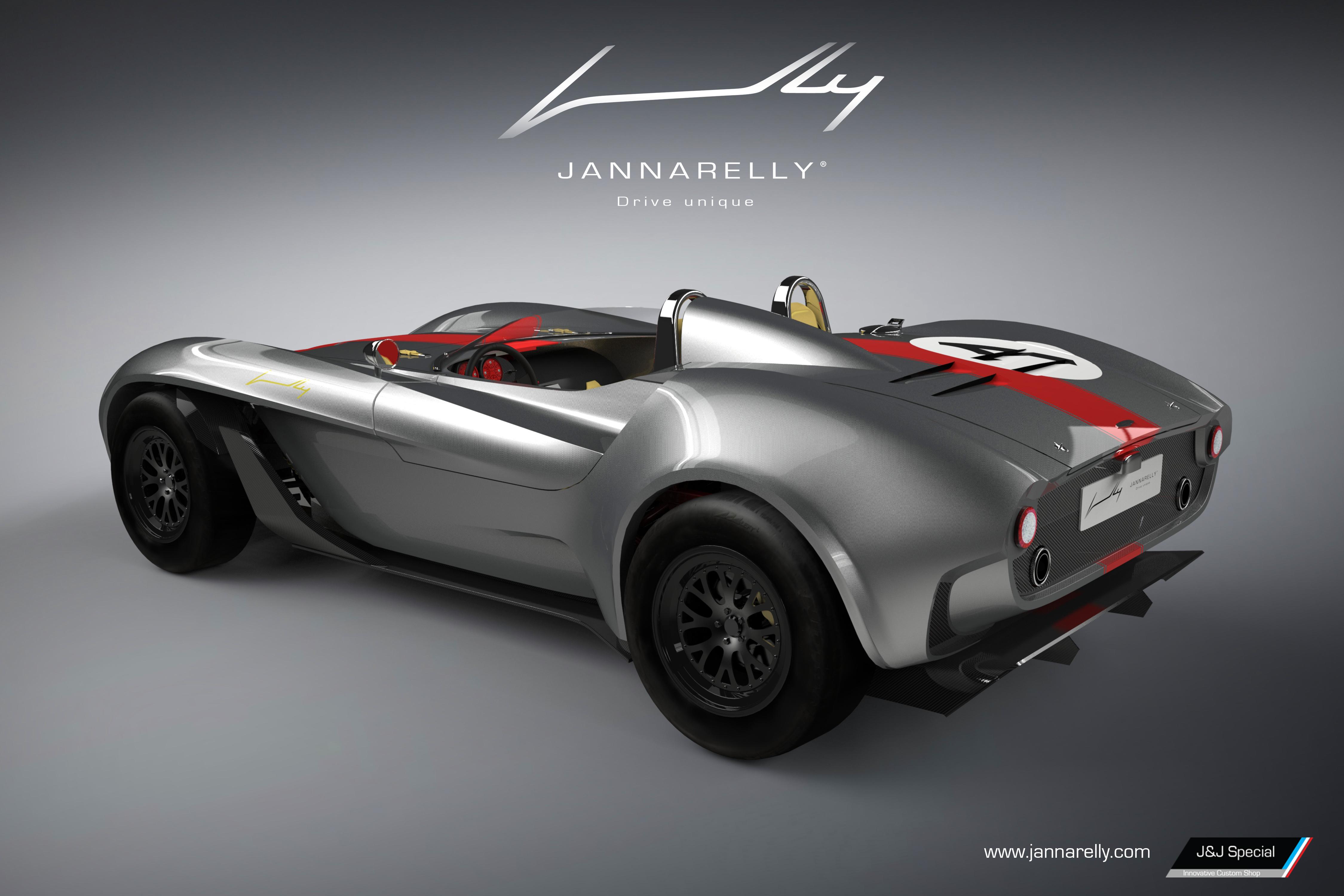 Jannarelly Design 4