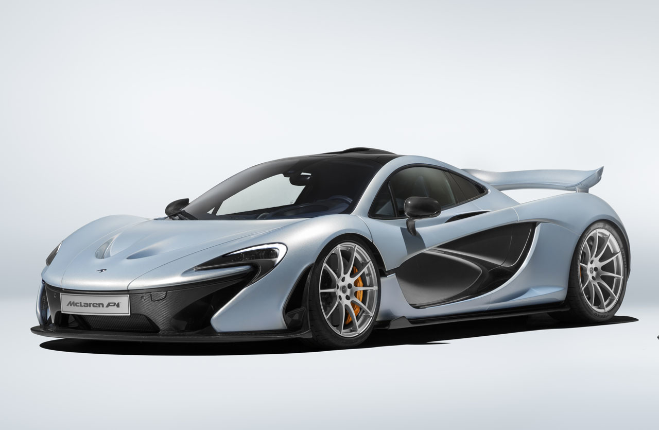 McLaren Is About To Put An End Of The Production Of The P1 1