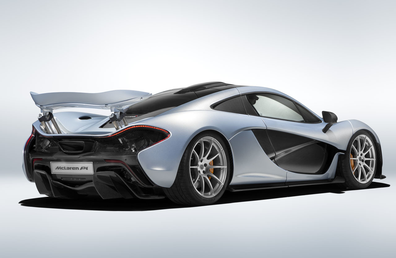 McLaren Is About To Put An End Of The Production Of The P1 2