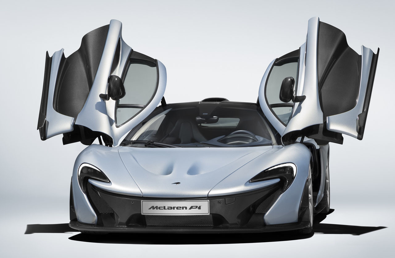 McLaren Is About To Put An End Of The Production Of The P1 3