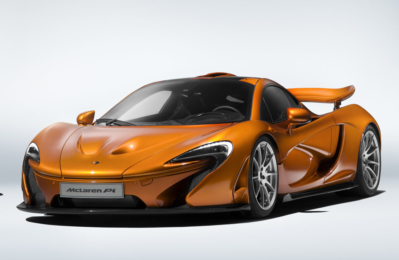 McLaren Is About To Put An End Of The Production Of The P1 5