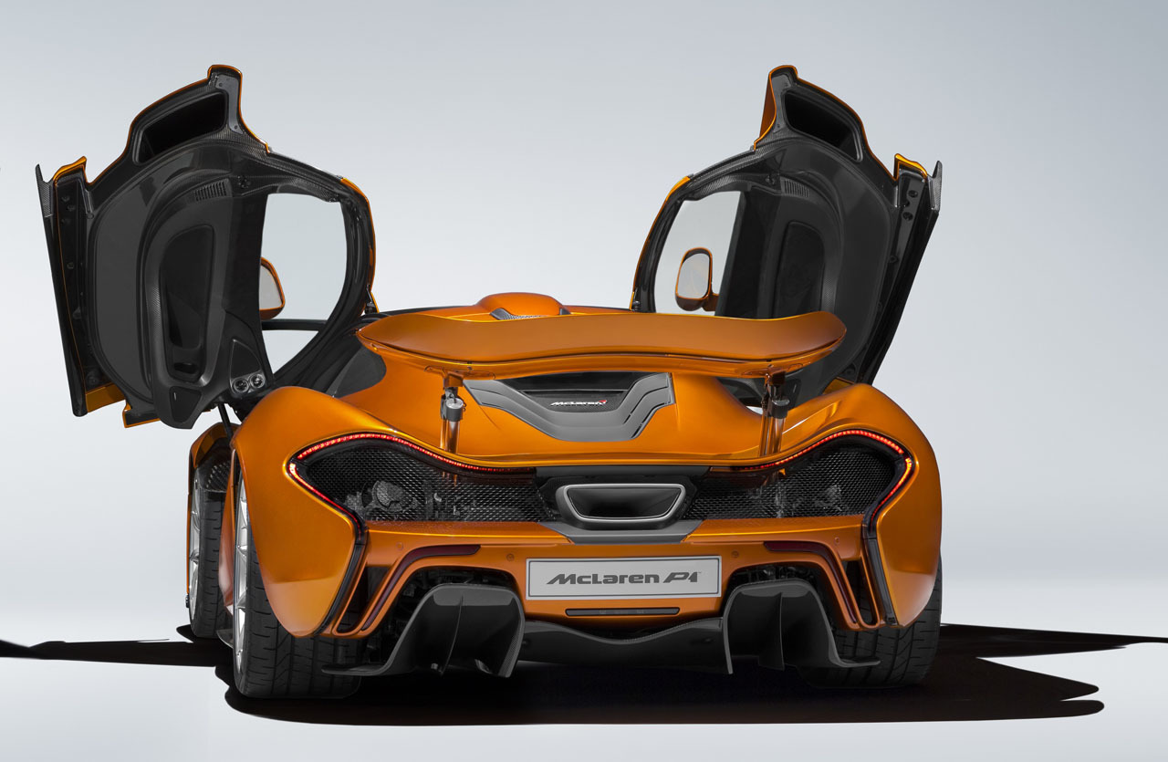 McLaren Is About To Put An End Of The Production Of The P1 8
