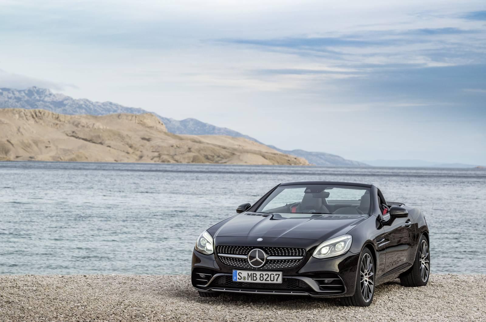 Mercedes AMG SLC 5