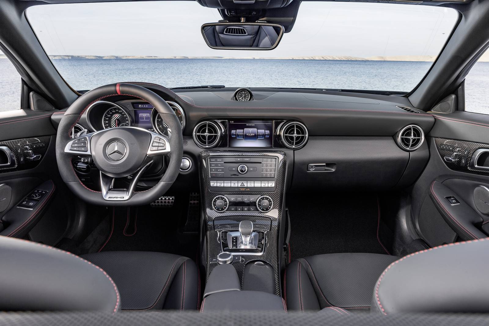 Mercedes AMG SLC 9
