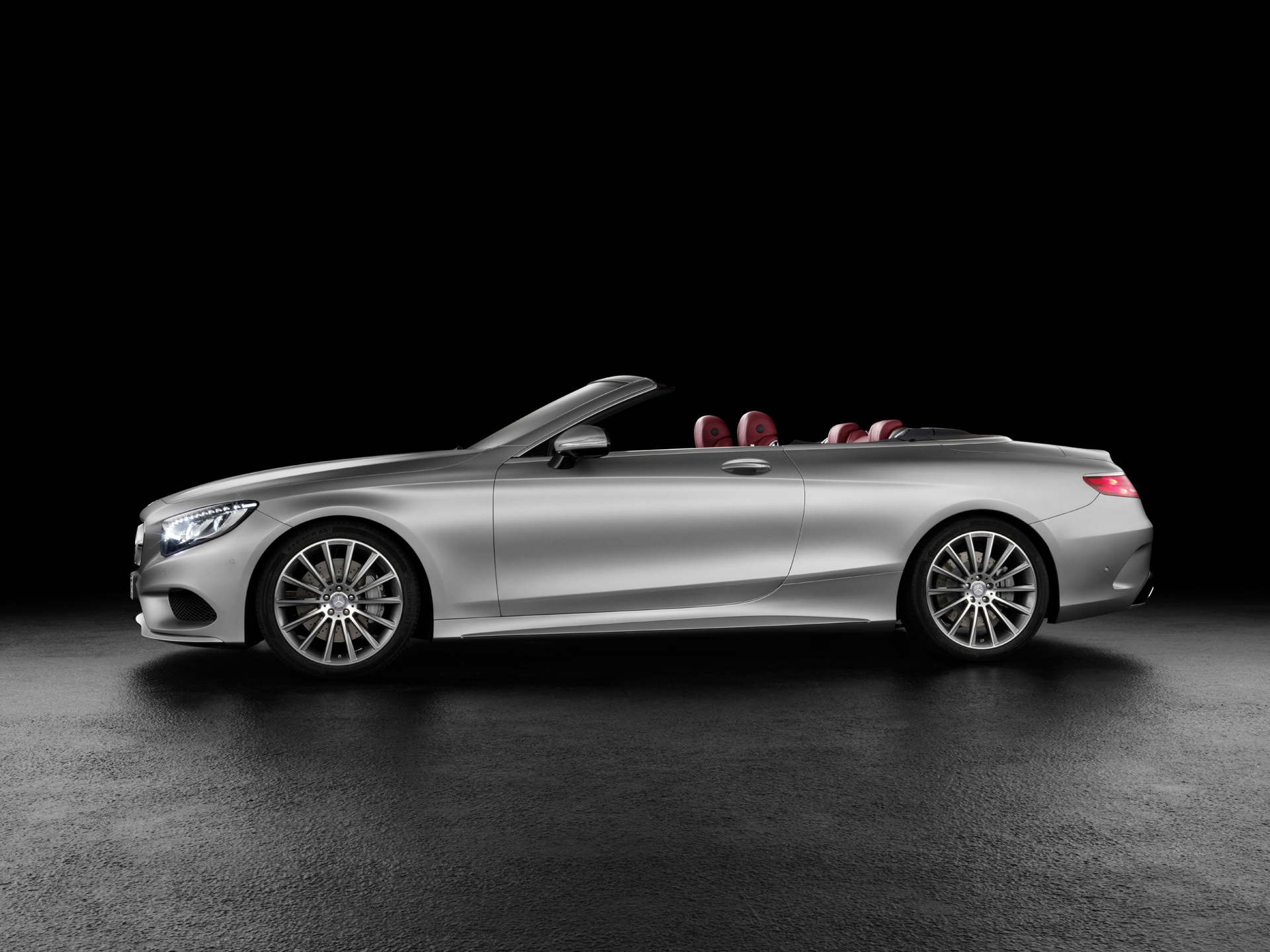 Mercedes S-Class Cabriolet 11 Percent More Expensive Than Fixed Roof 6