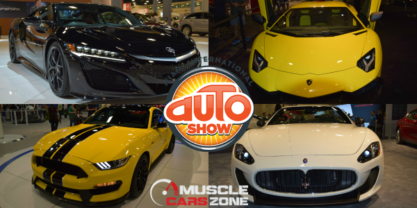 Miami International Auto Show 2015 Best Vehicles Cars Event Muscle Cars Zone