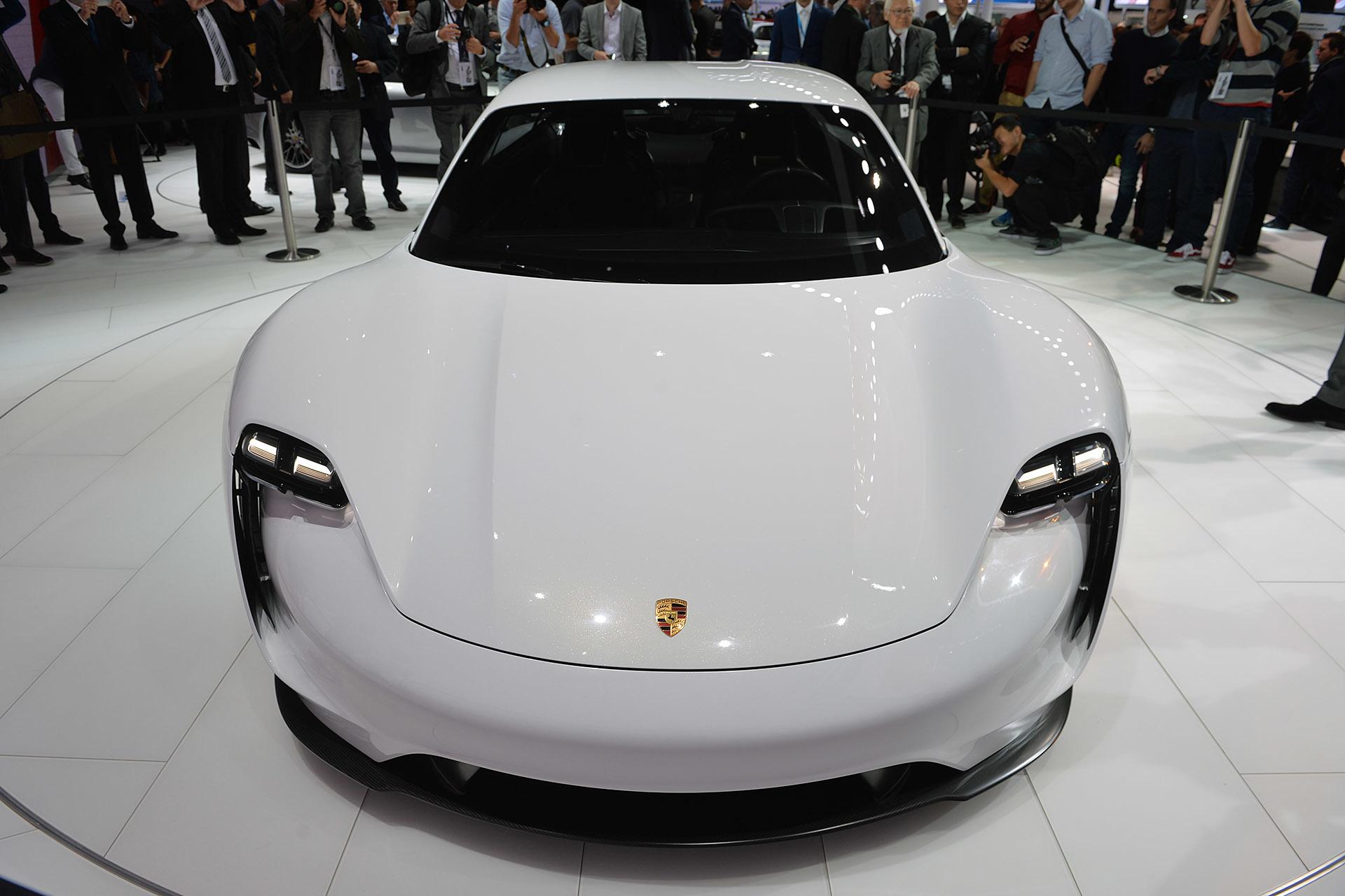 Mission E Concept Sedan By Porsche 5