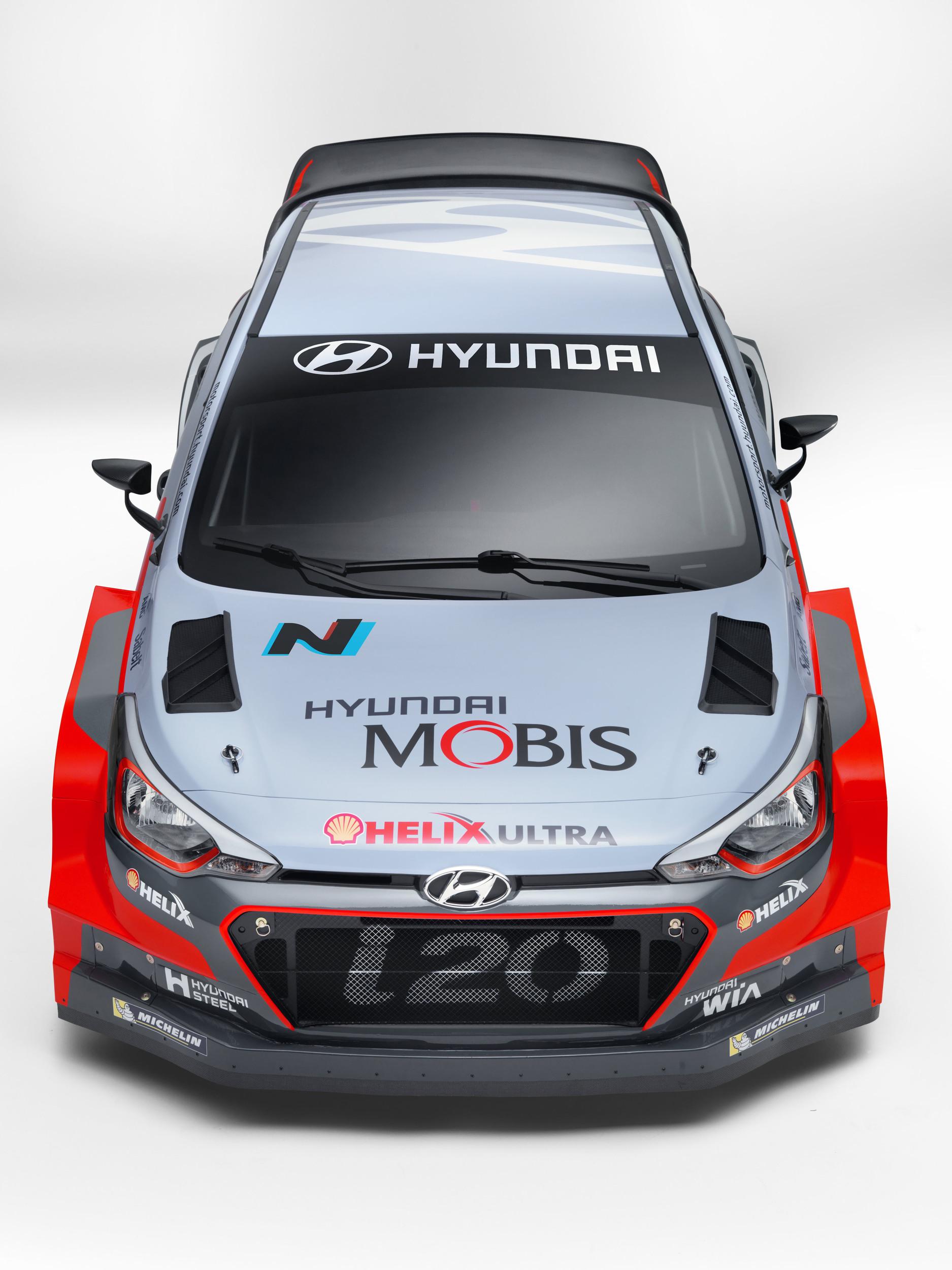 New Hyundai i20 WRC 4