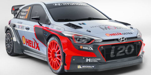New Hyundai i20 WRC cover