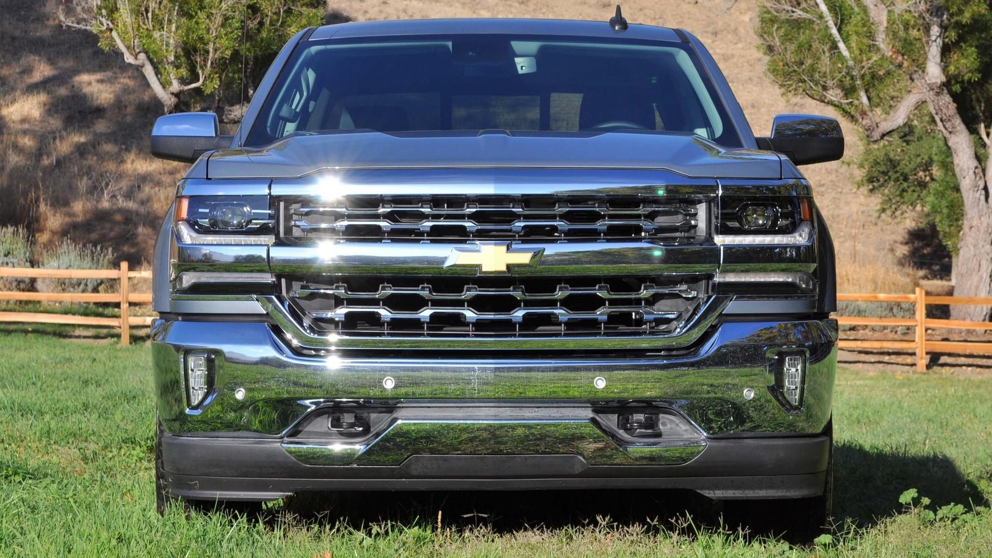 Newly Updated Chevrolet Silverado 1500 3