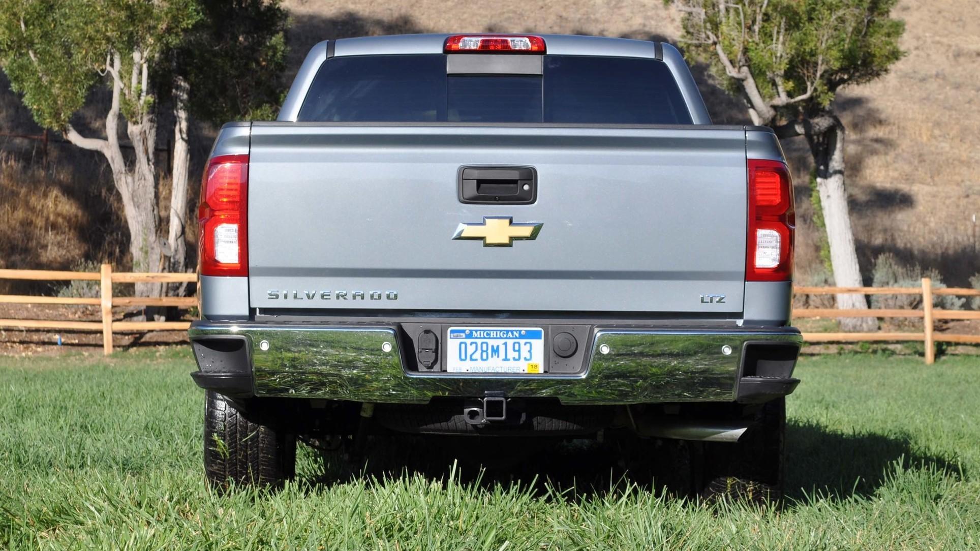 Newly Updated Chevrolet Silverado 1500 4