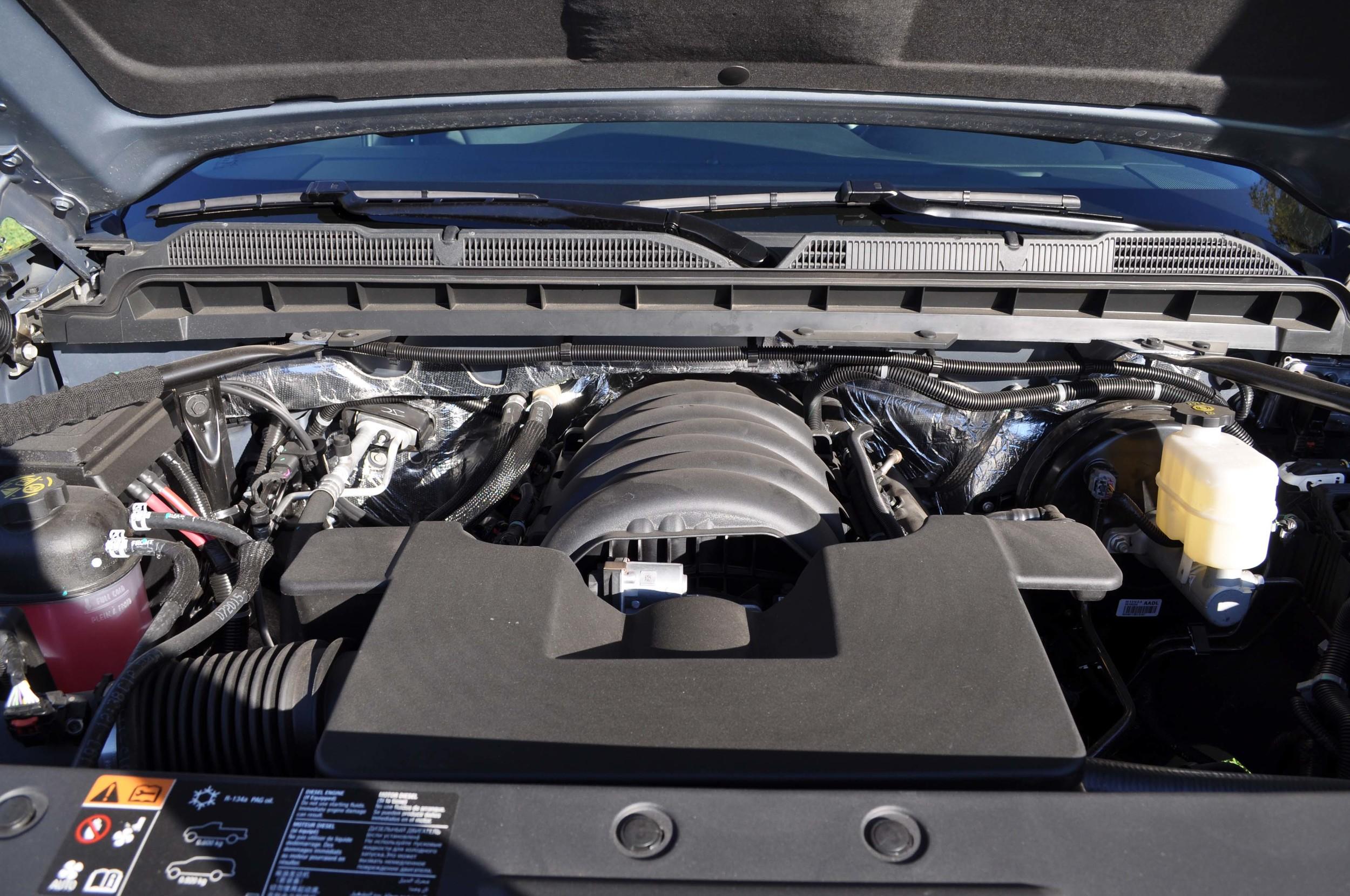 Newly Updated Chevrolet Silverado 1500 7