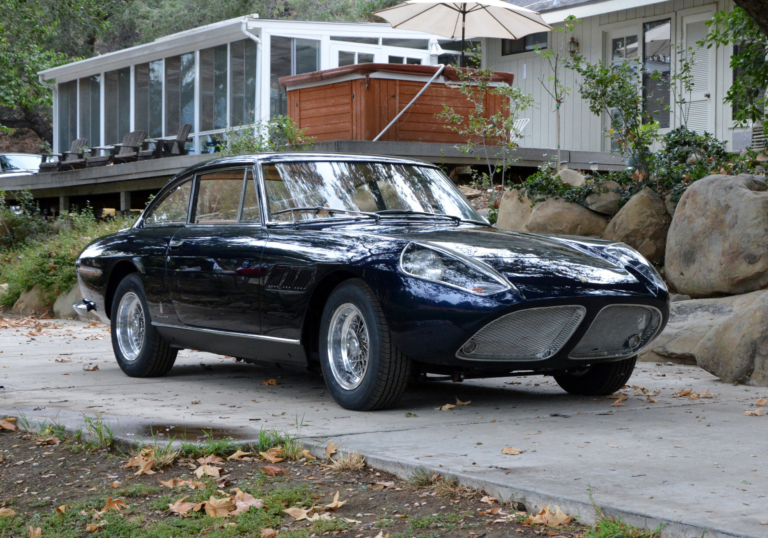 One-Of-A-Kind 1965 Ferrari 330 GT 2+2 Goes On Sale 1