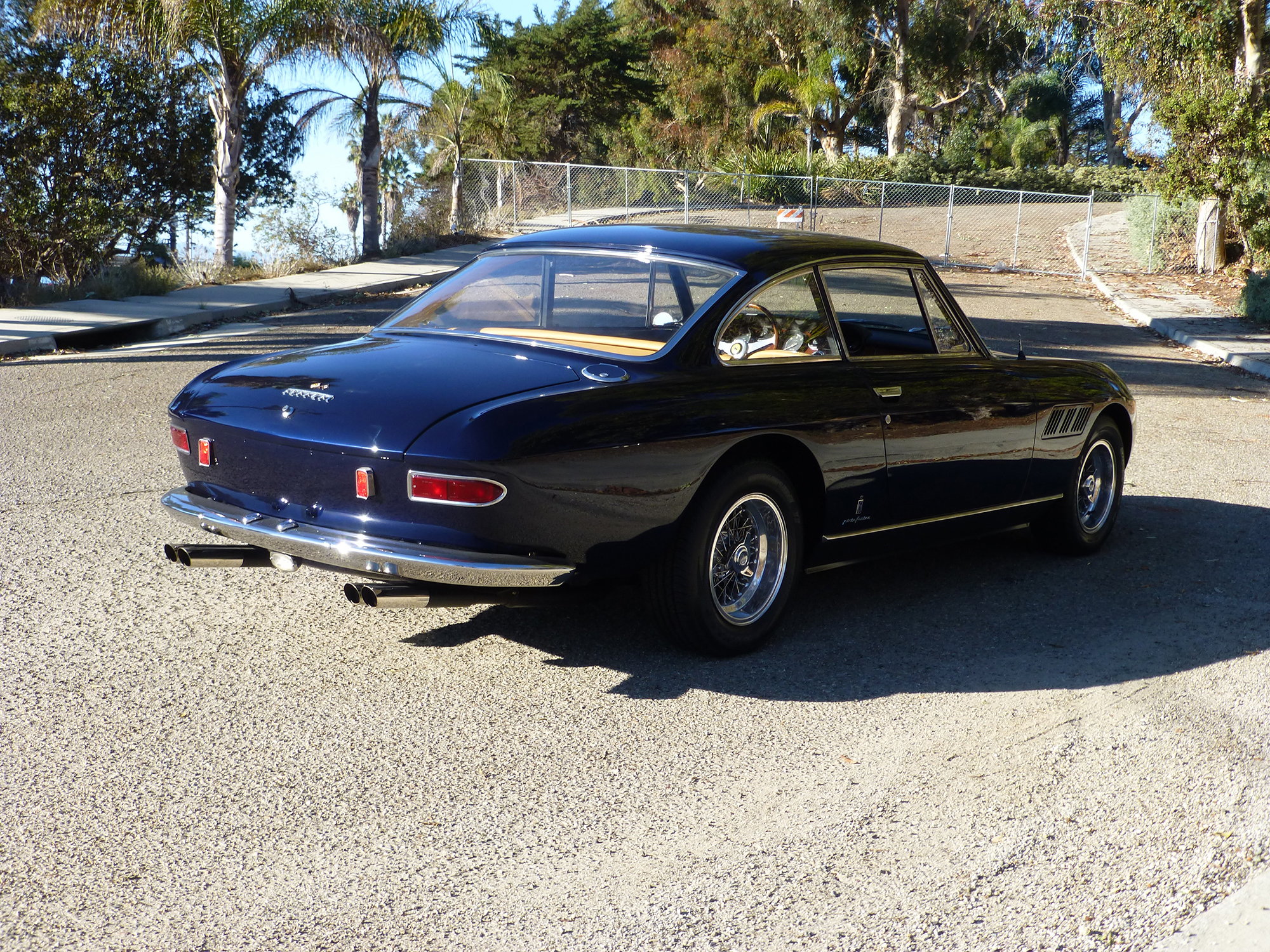 One-Of-A-Kind 1965 Ferrari 330 GT 2+2 Goes On Sale 4