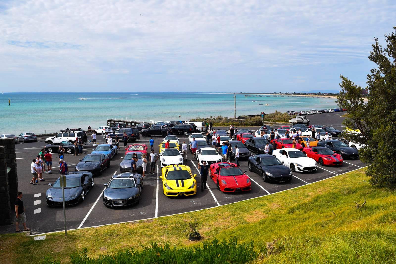 Otium Club Gathered The Australian High Performance Automobiles 13