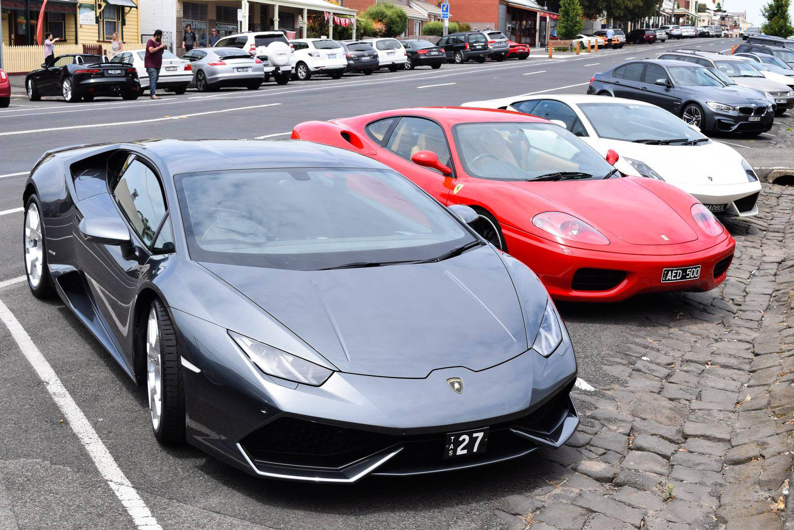 Otium Club Gathered The Australian High Performance Automobiles 14