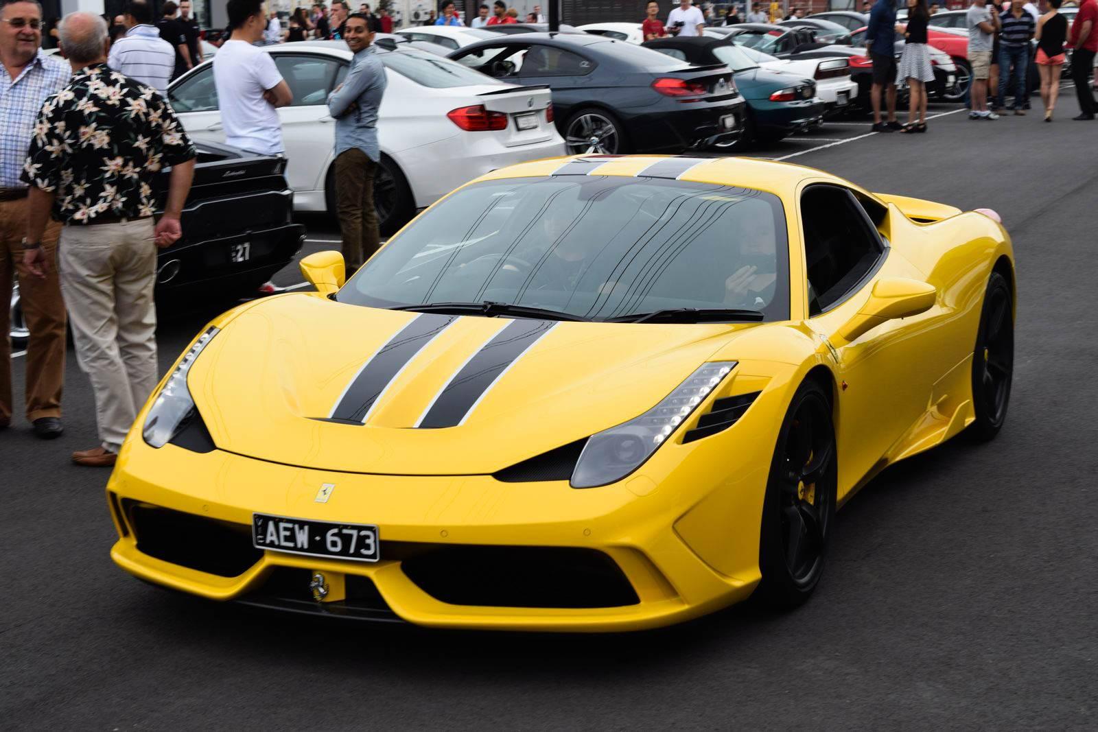 Otium Club Gathered The Australian High Performance Automobiles 5