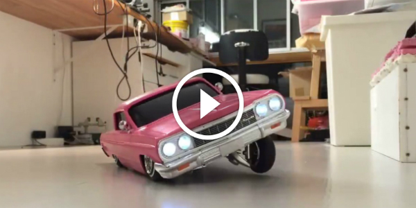 1964 CHEVROLET RC IMPALA With Hydraulic Suspension 334