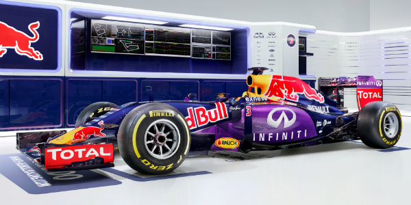 Red Bull Racing F1 Team And Infiniti Will No Longer Be Partners cover