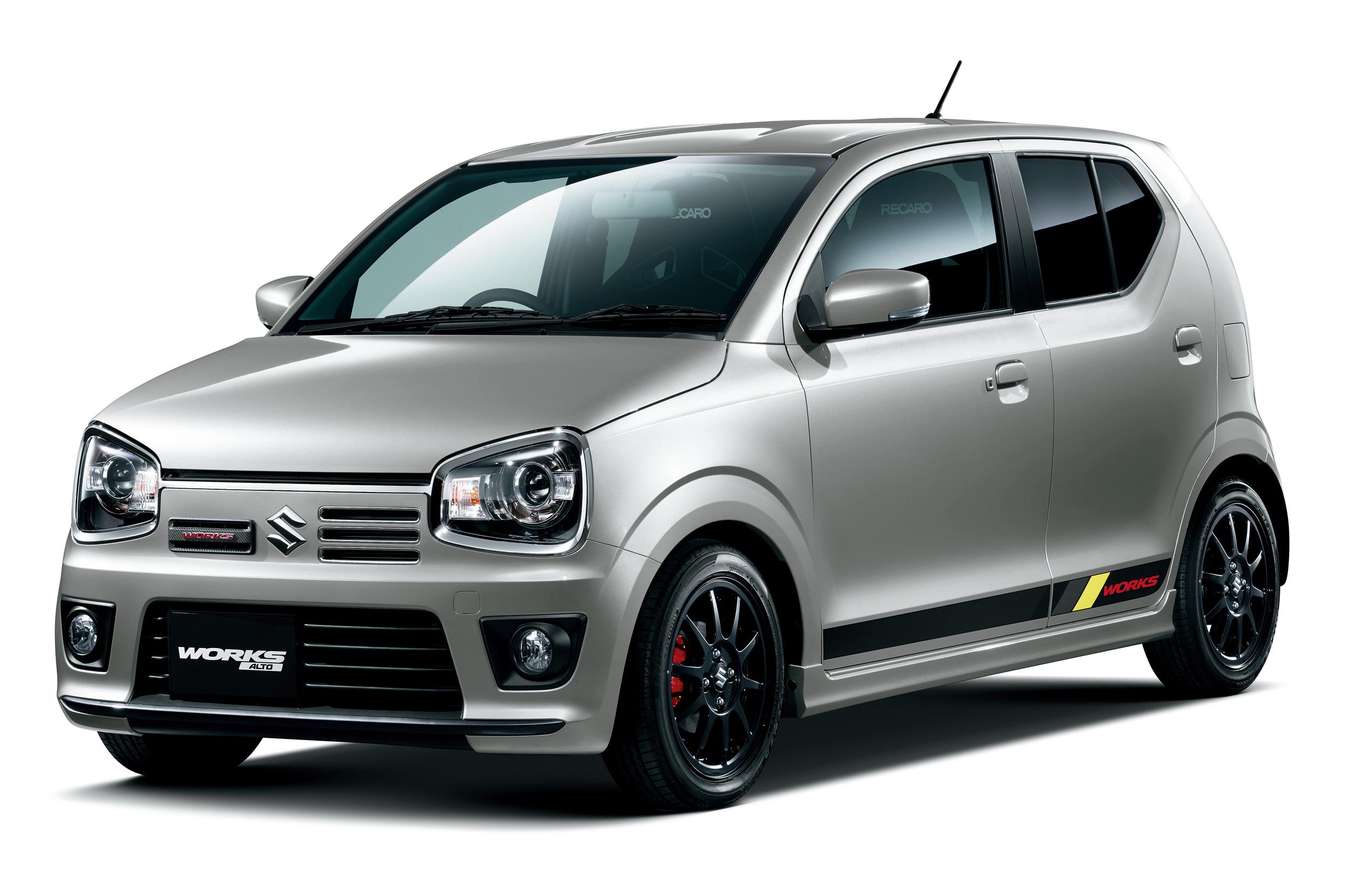 Suzuki Alto Works Is One Awesome Hatchback 1