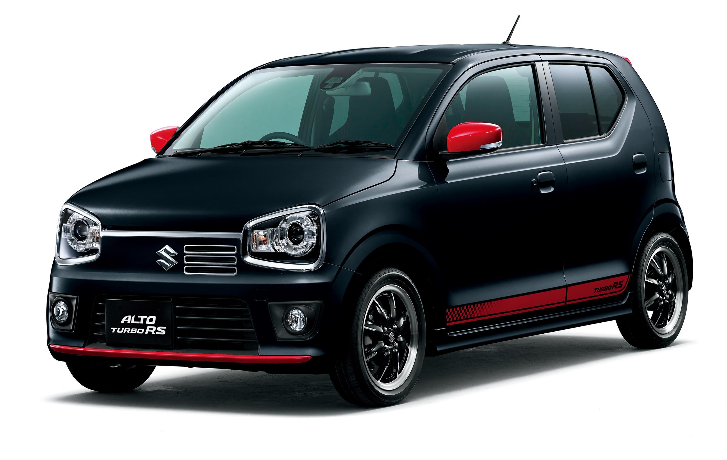 Suzuki Alto Works Is One Awesome Hatchback 8
