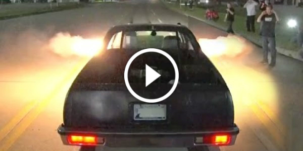 The Street Outlaws KAMIKAZE Get BUSTED By The Police Testing EL CAMINO 13