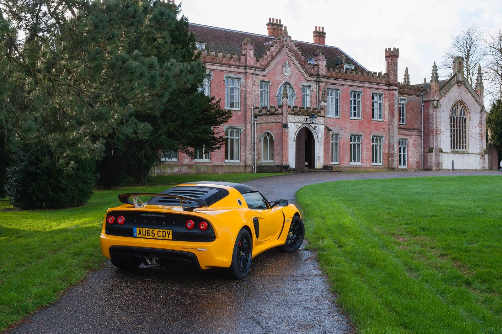 Third Generation Lotus Exige - This Is Lotus Exige Sport 350 2