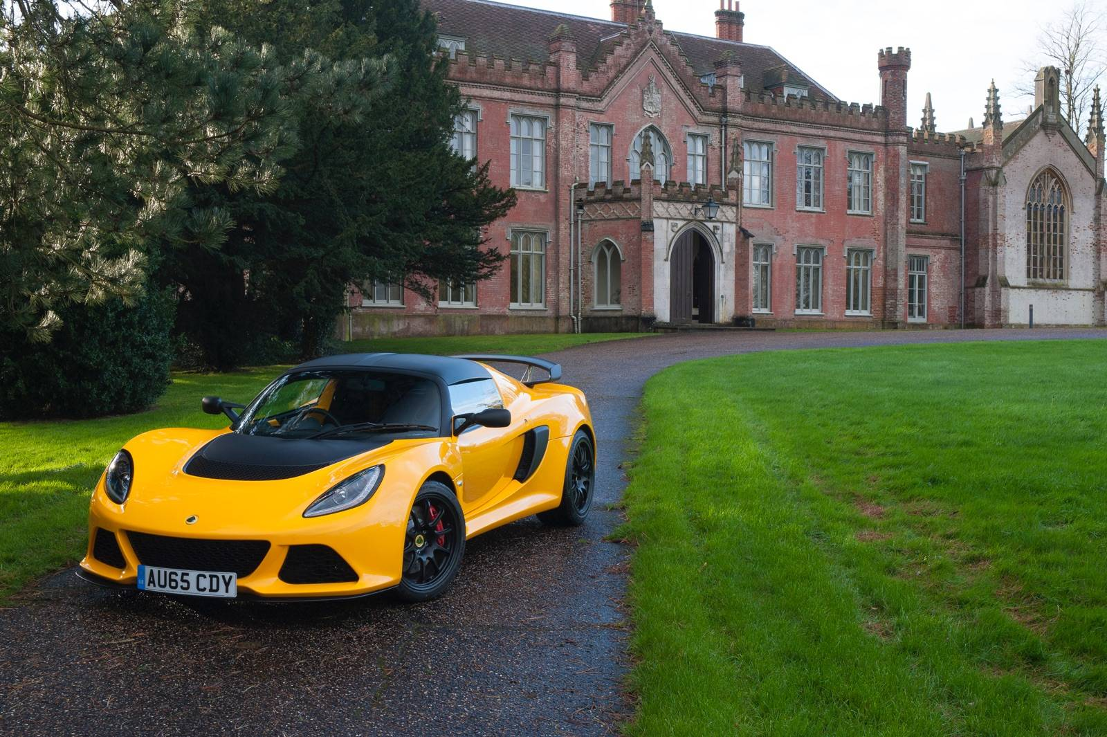 Third Generation Lotus Exige - This Is Lotus Exige Sport 350 3
