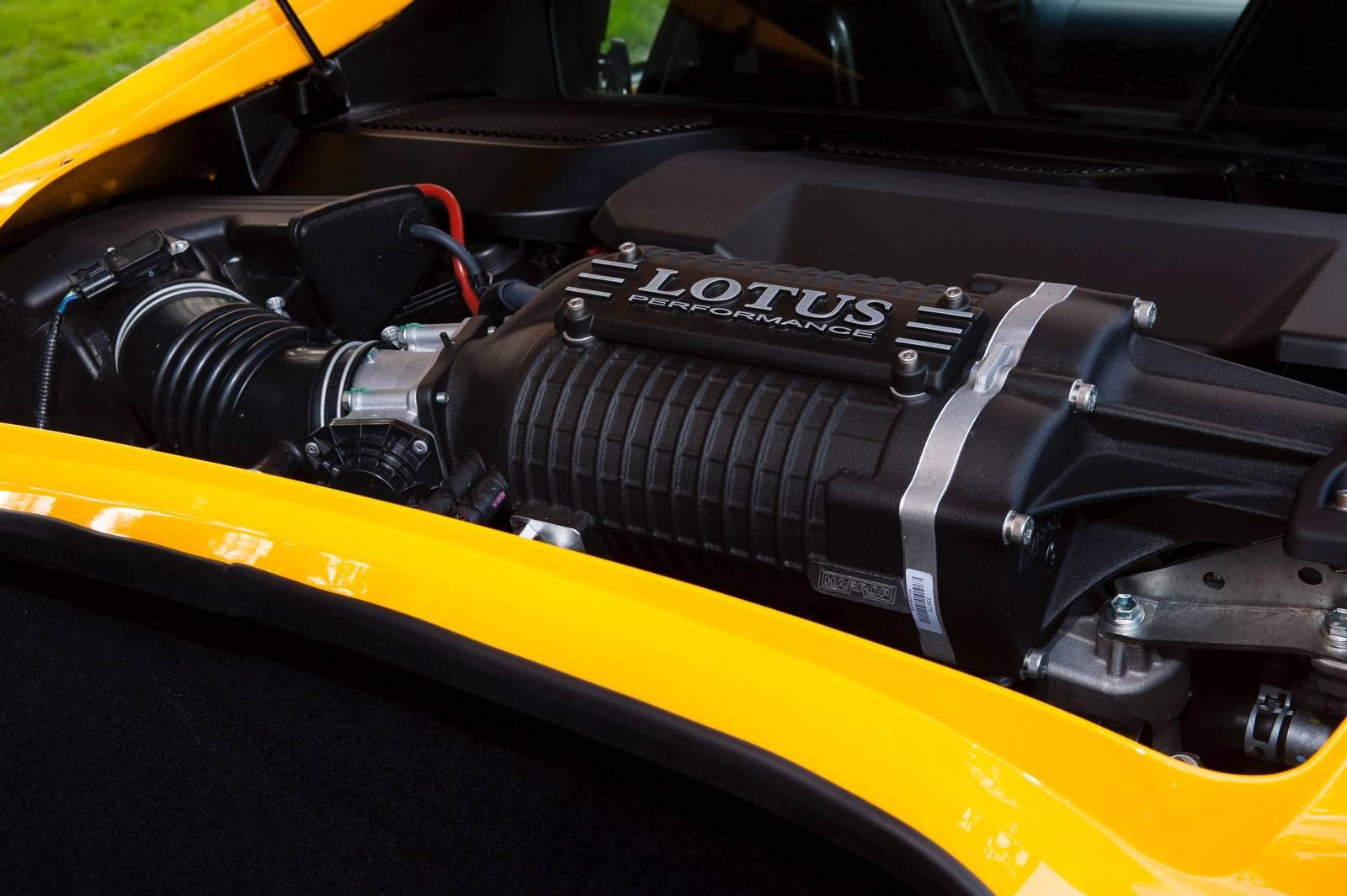 Third Generation Lotus Exige - This Is Lotus Exige Sport 350 7
