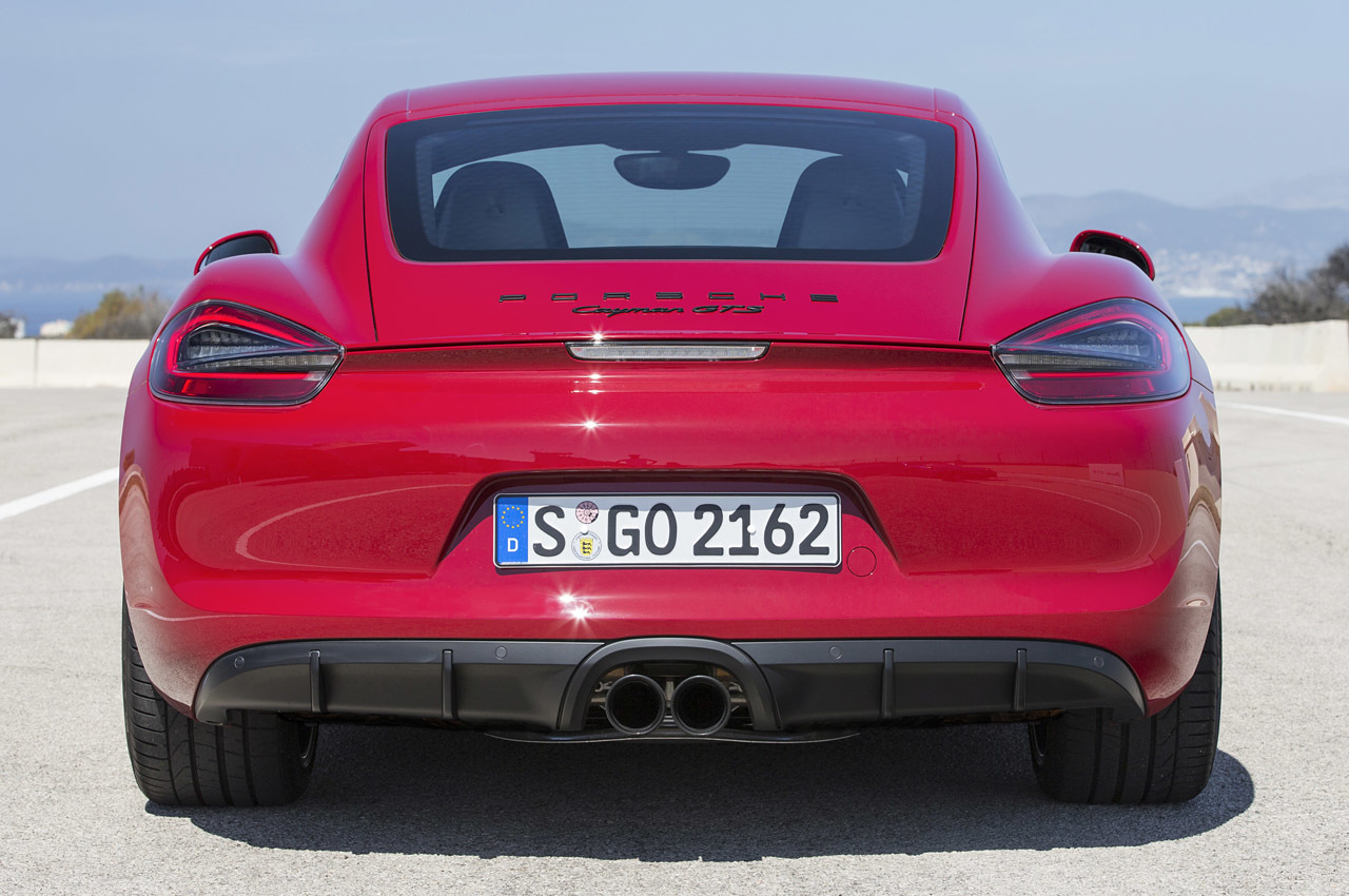 Upcoming Boxster And Cayman Will Be Launched Under A New Name – 718 14