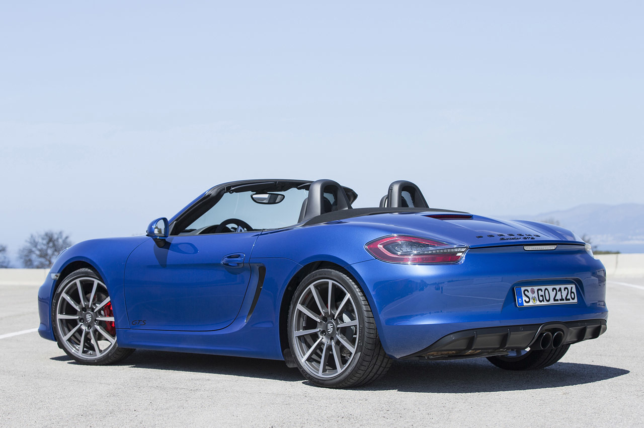 Upcoming Boxster And Cayman Will Be Launched Under A New Name – 718 2
