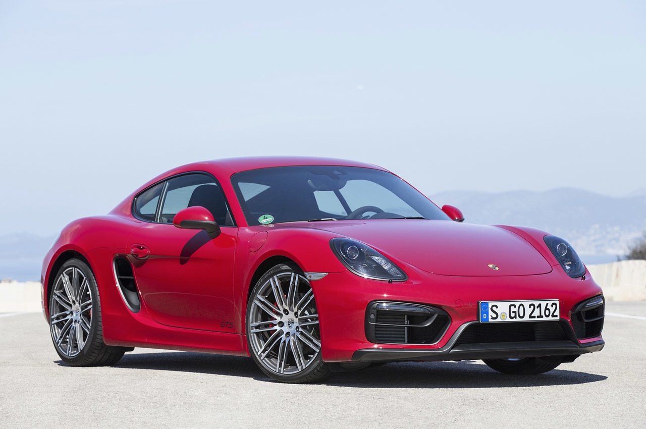 Upcoming Boxster And Cayman Will Be Launched Under A New Name ...