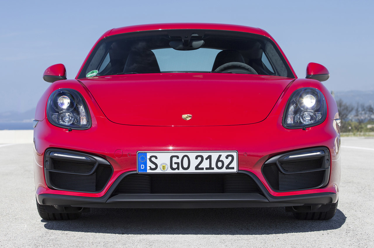 Upcoming Boxster And Cayman Will Be Launched Under A New Name – 718 9