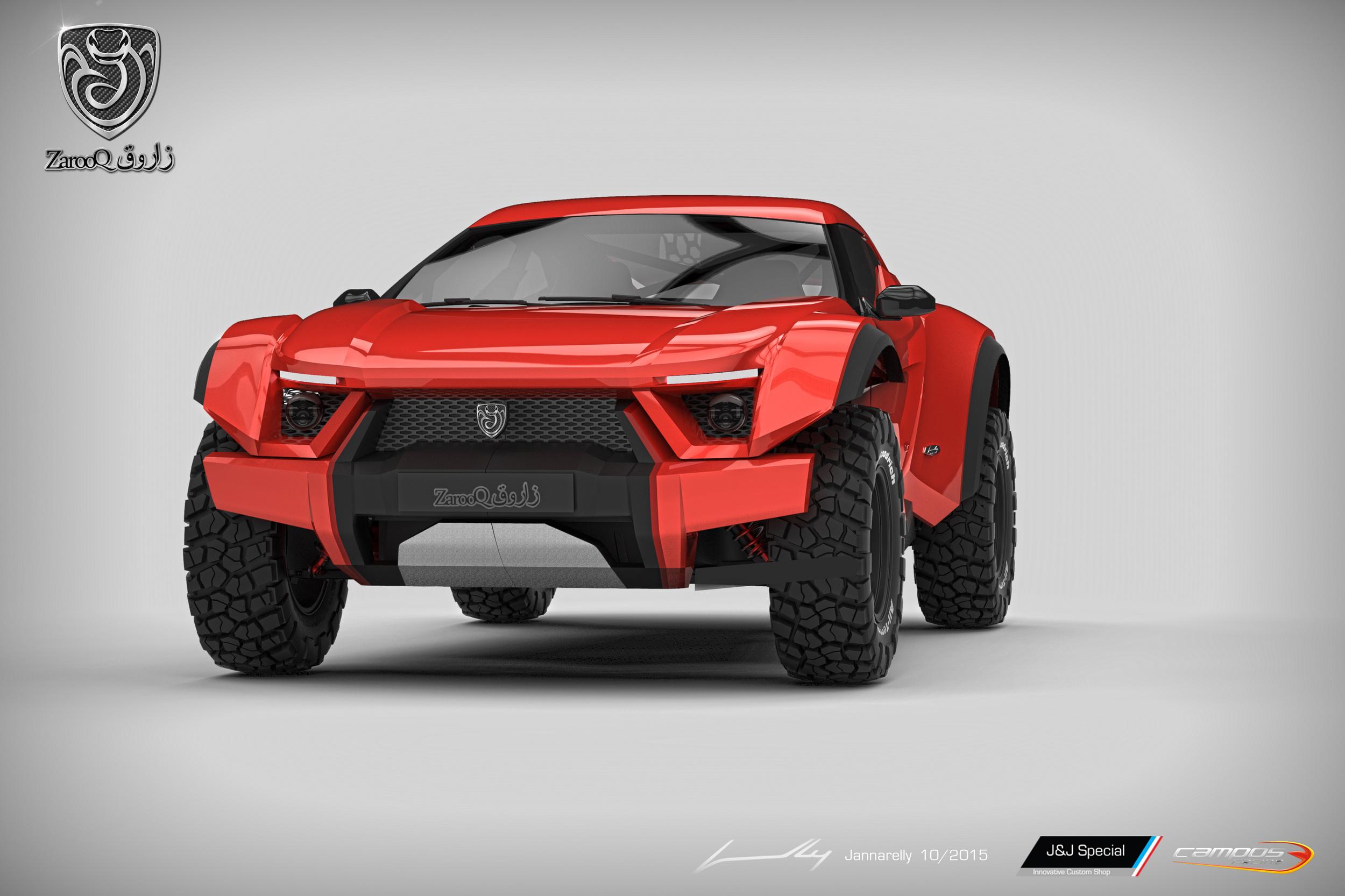 Zarooq SandRacer New Desert King 7