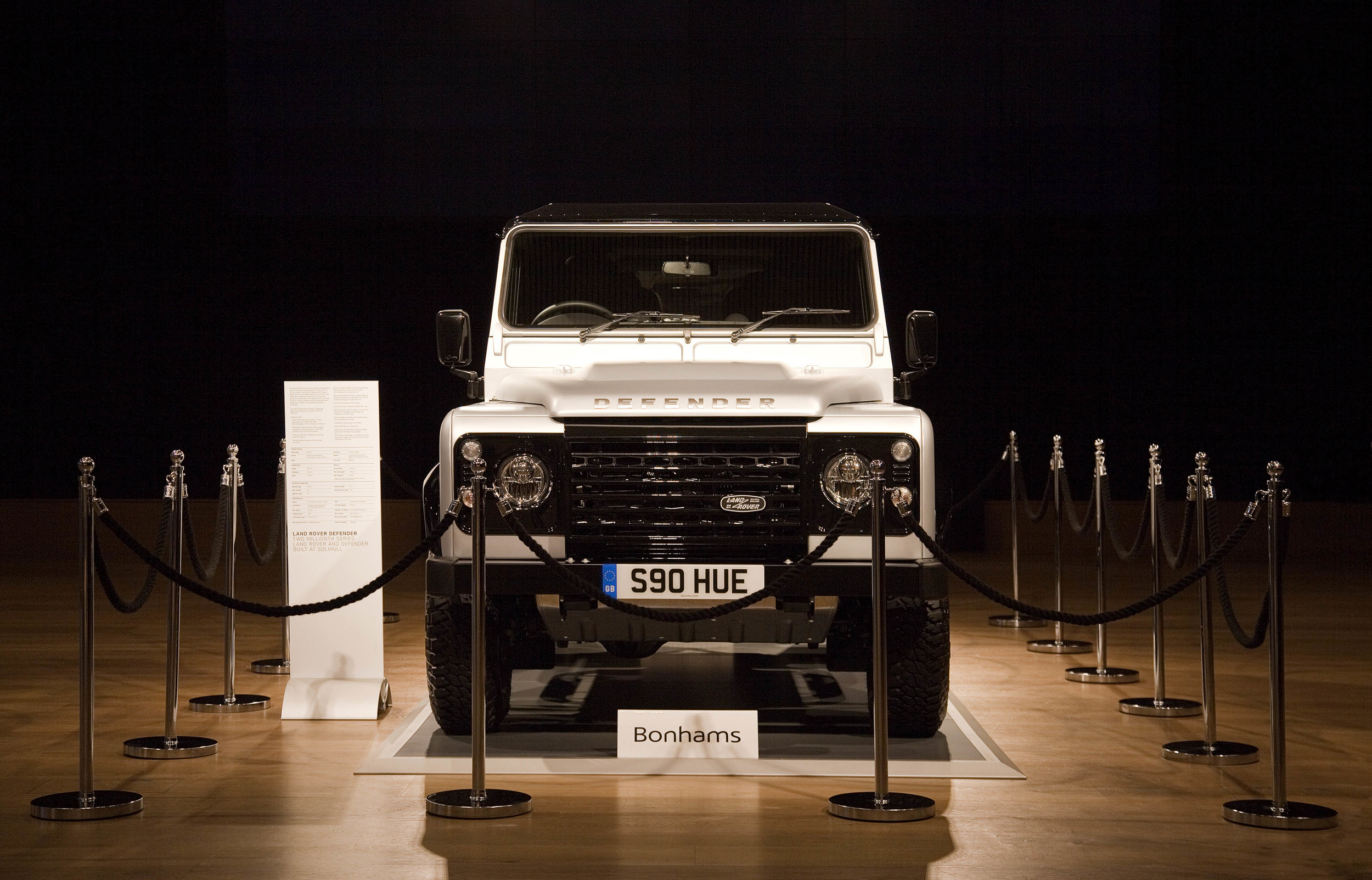 land rover bonhams defender 7