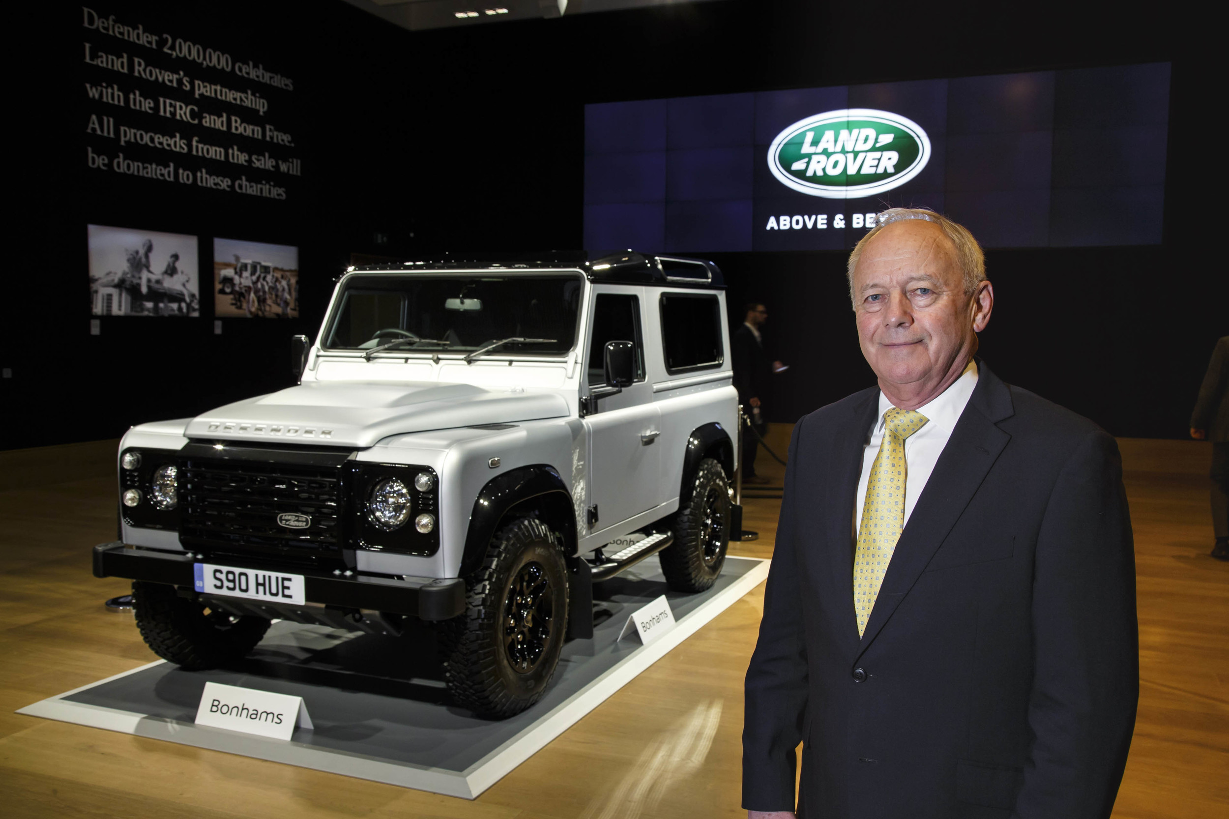 land rover bonhams defender 9
