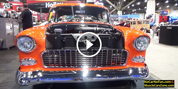 1955 Chevrolet Bel Air by IronWorx