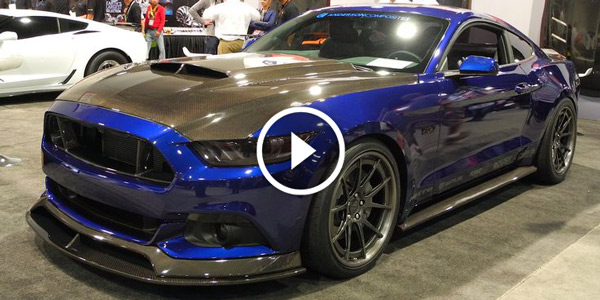 2015 Ford Mustang GT MUSTANG BEAST