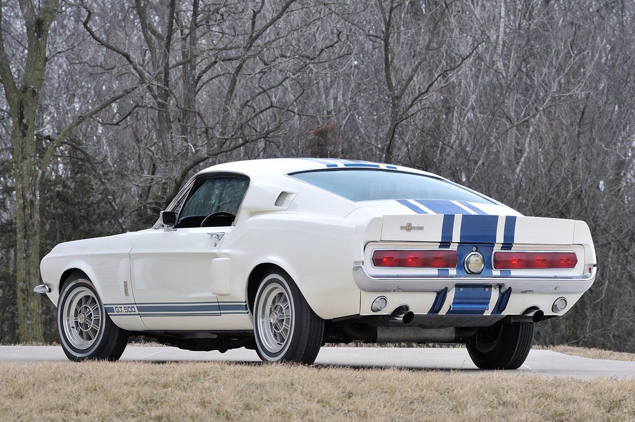 1967 Shelby GT500e Super Snake 2
