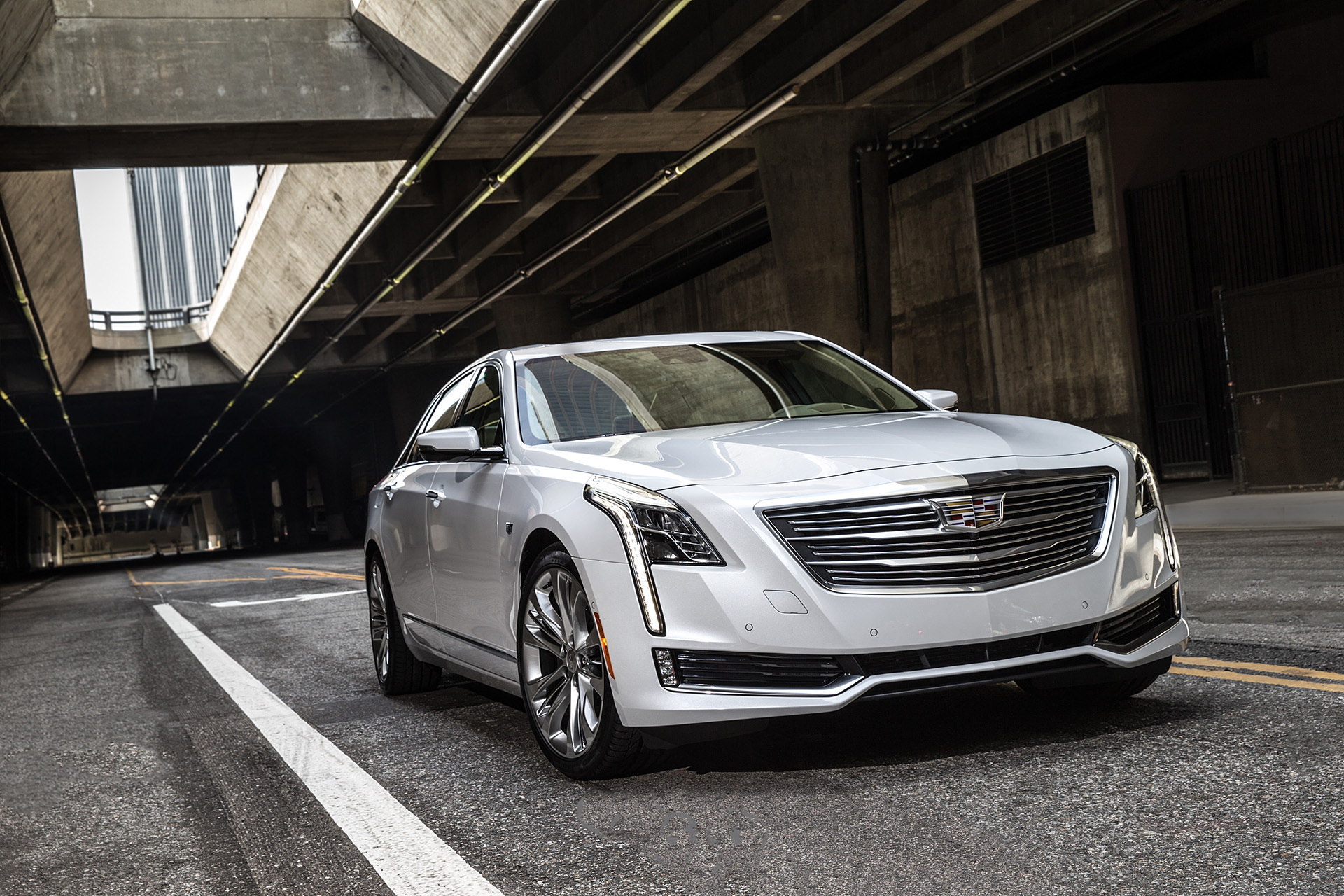 2016 Cadillac CT6 A Competition For German Sedans In USA 4