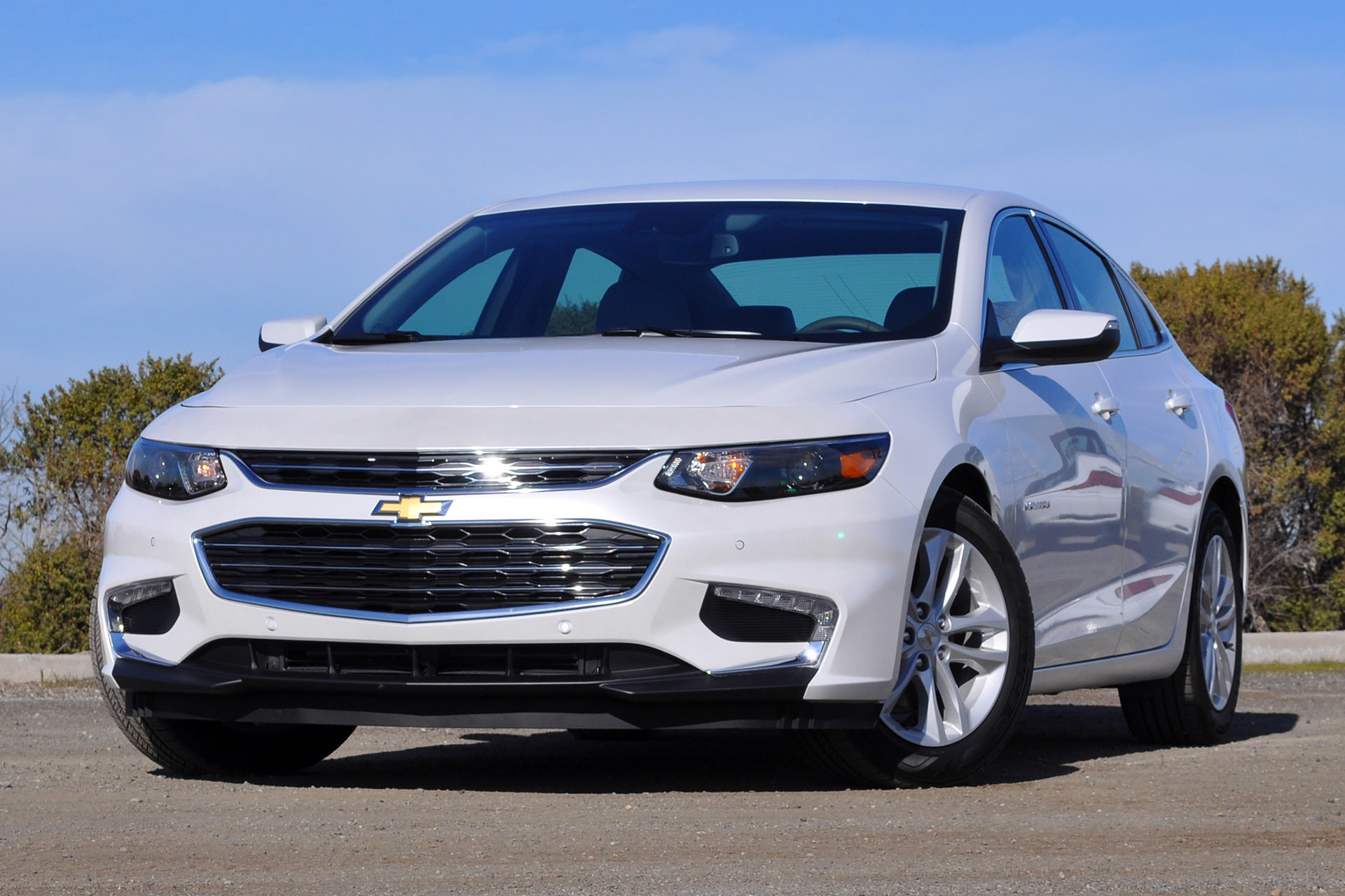 2016 Chevrolet Malibu Powered By ONE 1.8 Liter Engine And TWO Electric Motors 6