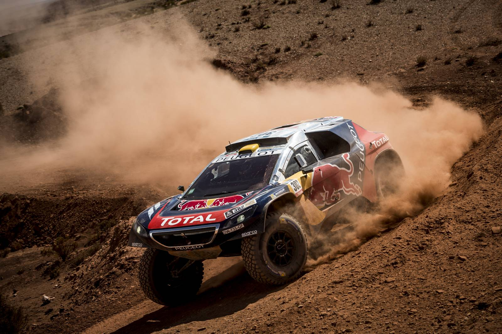 2016 dakar rally stage 7 14