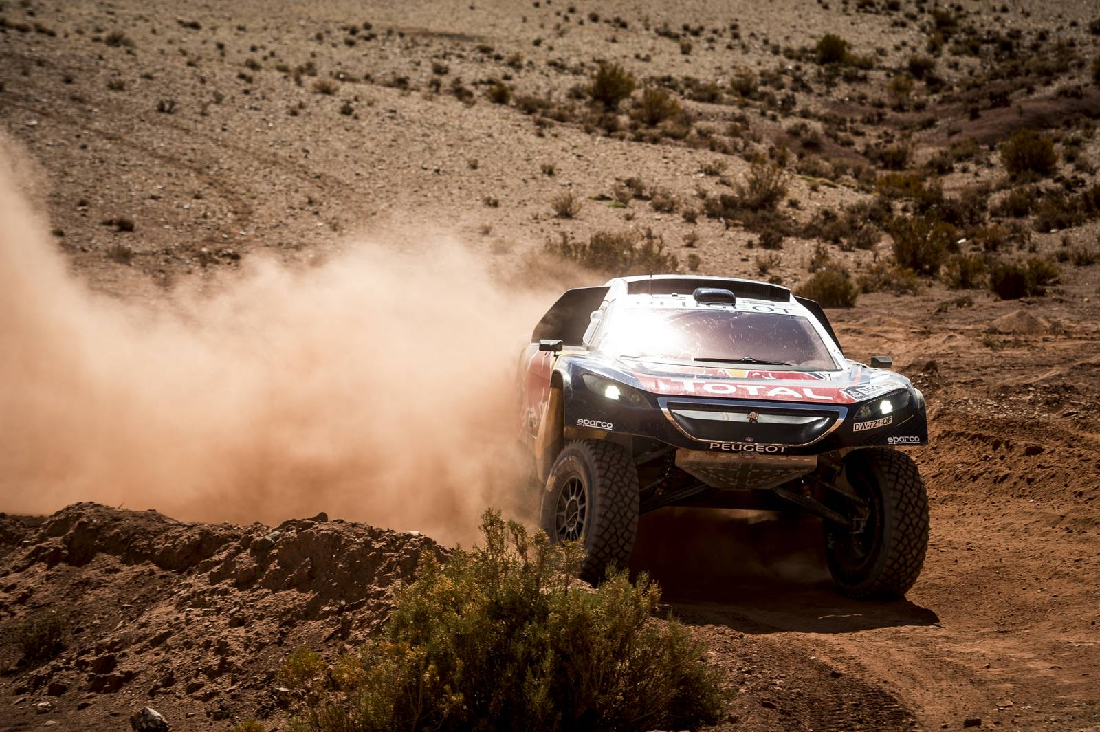 2016 dakar rally stage 7 15