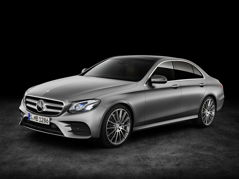 2017 MERCEDES E-CLASS Leaked Images 1