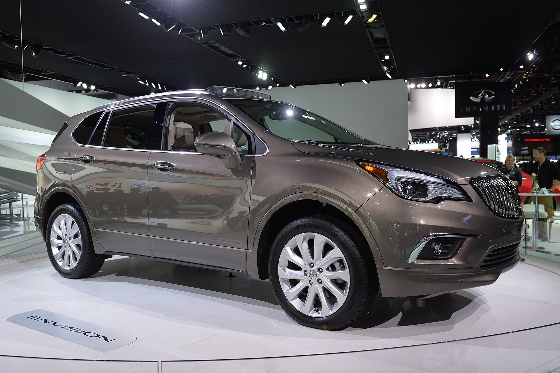 Buick Envision Engineered In USA Manufactured In China 1